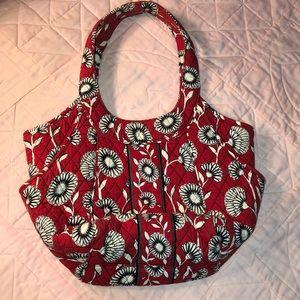 Vera Bradley retired tote shoulder bag floral #99